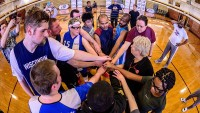 SPECIAL OLYMPICS BASKETBALL and the road to the NBA
